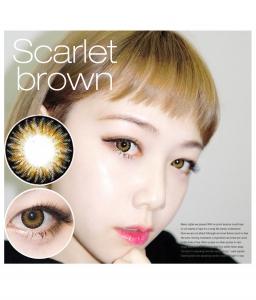 ブラウン /brown スカーレット/Scarlet brown /14mm/984