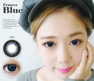 ブルー /BLUE フランセスOS9ブルー Frances OS9 Blue 14.5mm /721