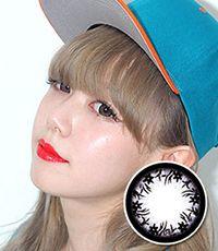 【1年カラコン】Jennet(OA1) Violet / 123</BR>DIA:14.3mm, 度なし