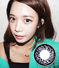 "<FONT COLOR=""4697f2""> [ Lucky!  ¥500]</FONT>【6ヶ月カラコン】 J4 Violet / 219</BR>DIA:14.5mm"