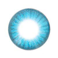 【ハロウィン】 electro Blue コスプレ(度数可能-10.00まで) /844