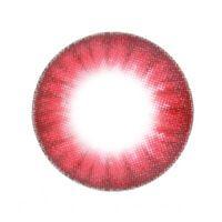 【ハロウィン】 electro red コスプレ(度数可能-10.00まで) /838