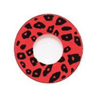 レオポルド レッド 赤 ヒョウ柄  funky Leopard Red  /880