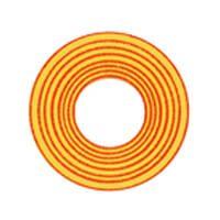 度あり レッドスパイラル レッド/イエロー  funky Red Spiral   /892