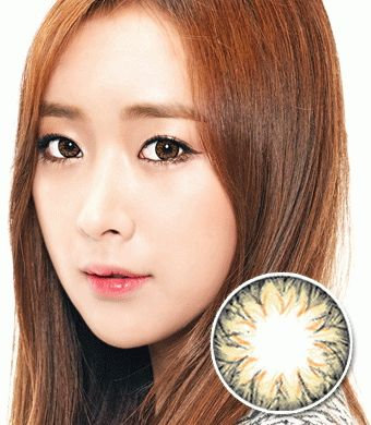【乱視/12ヶ月カラコン】Soony Brown Toric / 1044 </br> DIA:14.0mm, G.DIA:13.4mm