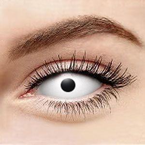 スクレラレンズ 全眼カラコン Tiny Black Pupil Sclera 2204 / 22mm / 1497