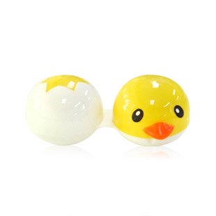【レンズケース】 Little Duck Contact Lens Case / 1511
