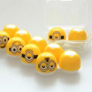 【レンズケース】 Minions Contact Lens Case / 1523