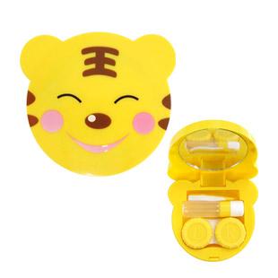 【レンズケース】 Tiger Contact Lens Case / 1525