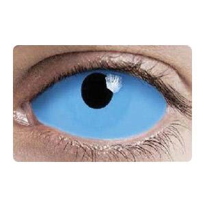 スクレラレンズ 全眼カラコン ICE Blue Sclera 2208 / 22mm / 1540