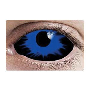 スクレラレンズ 全眼カラコン Blue Night Sclera 2219 / 22mm / 1542