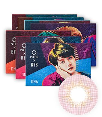 【1ヶ月】防弾少年団 DNAデスティニーマンスリーBTS DNA DESTINY Pink / 1567