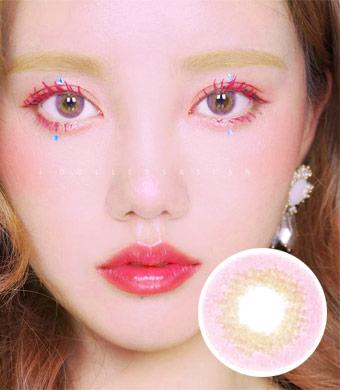 【i-DOLアイドルレンズ】エイシアンピンク ASIAN  Pink /1614